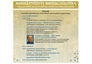Suomen Kauppakeskusyhdistys ry