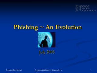 Phishing ~ An Evolution