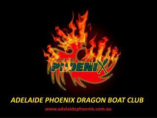 ADELAIDE PHOENIX DRAGON BOAT CLUB