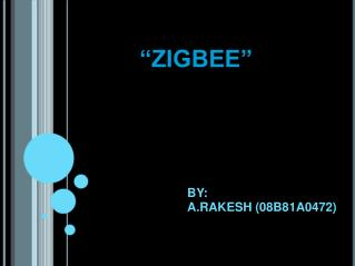 """ZIGBEE"""