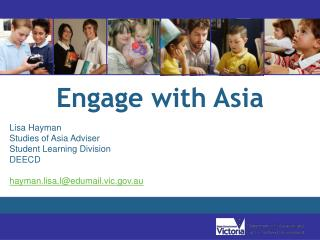 Engage with Asia
