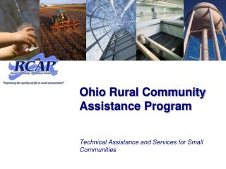 Ohio Rural Community Assistance Program