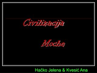 Civilizacija Moche