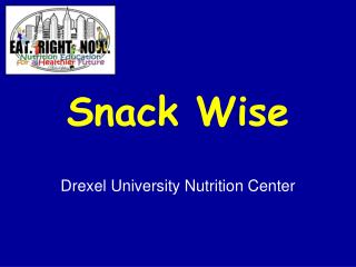 Snack Wise