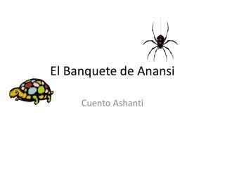 El Banquete de  Anansi