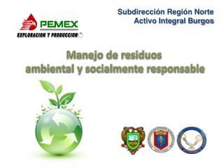 Subdirecci n Regi n Norte  Activo Integral Burgos