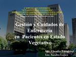 2   JORNADAS DE ENFERMERIA  ACTUALIZACION DE ENFERMER A  DIRECCION DE ENFERMERIA- COMISION INTERNA -APUBA HOSPITAL DE CL