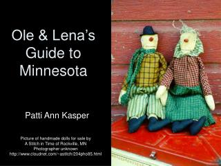 Ole & Lena's Guide to Minnesota