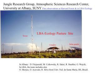 LBA-Ecology Pasture  Site