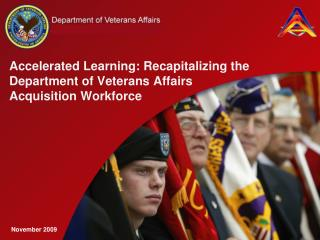Accelerated Learning: Recapitalizing the Department of Veterans Affairs  Acquisition Workforce