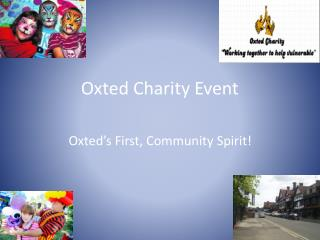 Oxted Charity Event