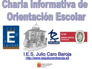 I.E.S. Julio Caro Baroja iesjuliocarobaroja.es