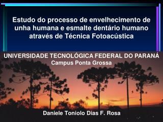 Daniele Toniolo Dias F. Rosa