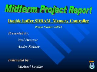 Midterm Project Report