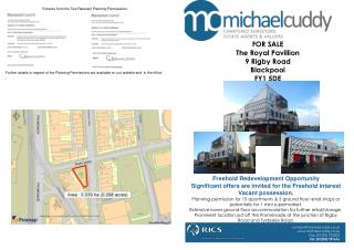 surveys@michaelcuddy.co.uk michaelcuddy.co.uk Fax: (01253) 753303 Tel: (01253) 751616