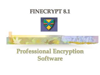 Professional Encryption Software