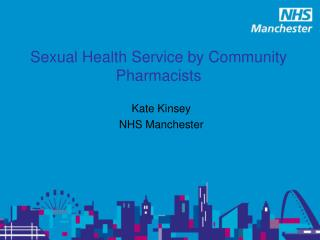 Sexual Health Service by Community Pharmacists