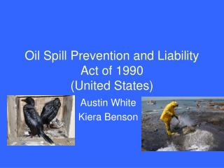 Oil Spill Prevention and Liability Act of 1990 (United States)