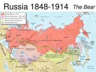 Russia 1848-1914