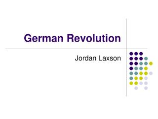 German Revolution