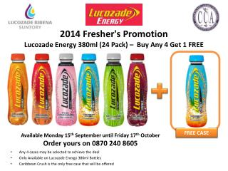 2014 Fresher's Promotion