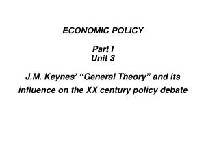 More generally, in the neoclassical (pre-keynesian) models full employment was taken for granted