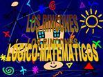 LOS RINCONES L GICO-MATEM TICOS