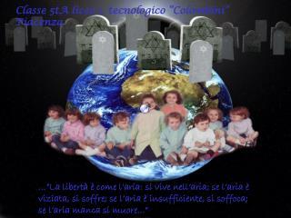 """Classe 5tA liceo s. tecnologico """"Colombini"""" Piacenza"""