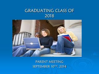 GRADUATING CLASS OF 2018
