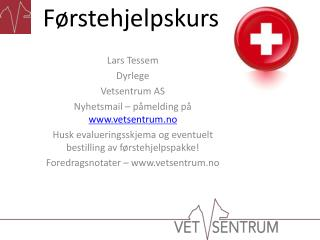 F rstehjelpskurs