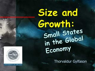 Size and Growth: