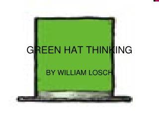 GREEN HAT THINKING