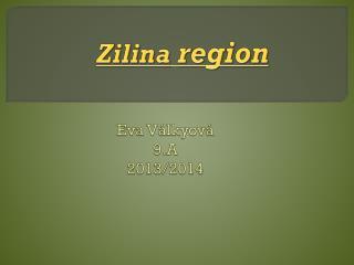 Eva  Válkyová 9.A 2013/2014