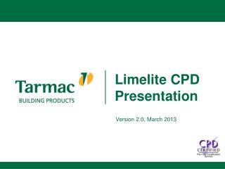 Limelite CPD Presentation