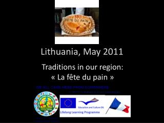 Lithuania ,  M ay 2011