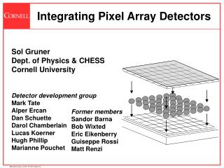 Integrating Pixel Array Detectors