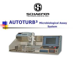 AUTOTURB�  Microbiological Assay     						System