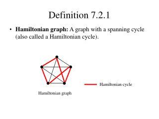 Definition 7.2.1