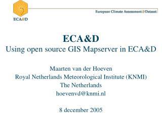 ECA&D