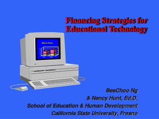 Financing Strategies for Educational Technology