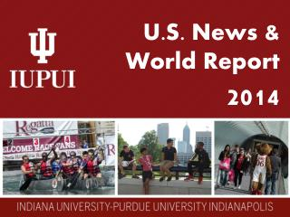 U.S. News & World Report   2014