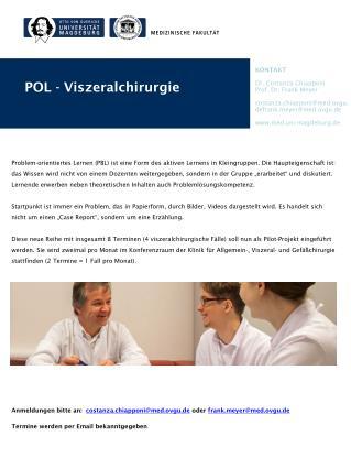 POL -  Viszeralchirurgie