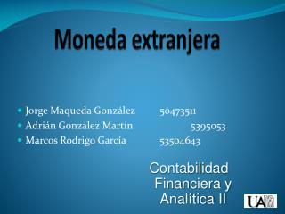 Jorge Maqueda González   50473511 Adrián González Martín 53950 53