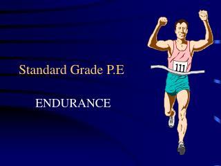 Standard Grade P.E
