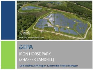 Iron Horse  Park  ( Shaffer Landfill)