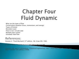 Section 2: Unsteady Flow in Open Channels