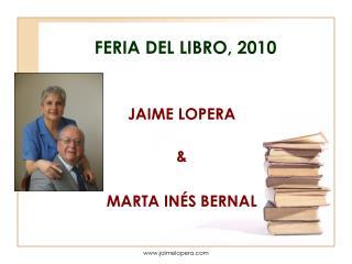 FERIA DEL LIBRO, 2010