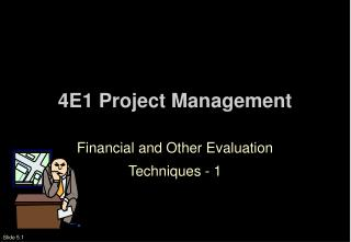 4E1 Project Management