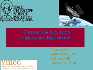 Diversity & Inclusion stimulating Innovation