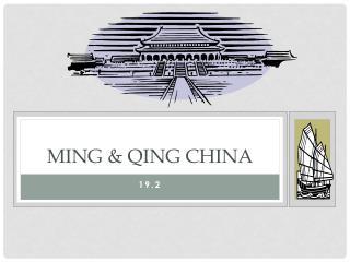 Ming & Qing China